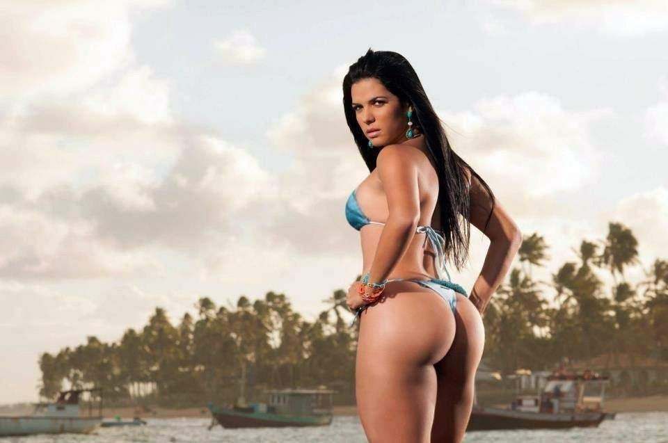 бразильские горячие девушки сразу