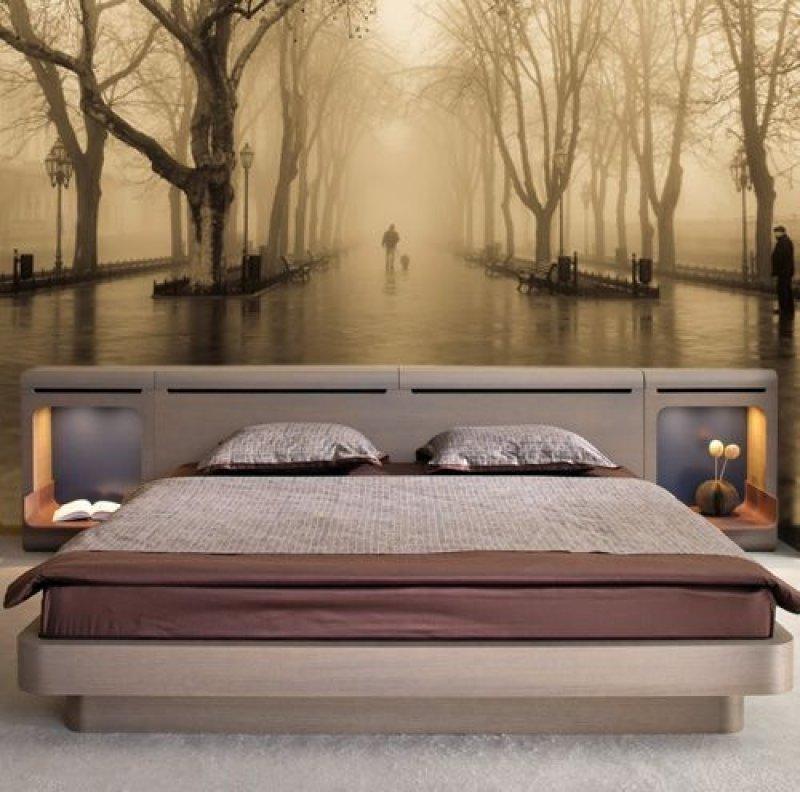 Эротические фотообои для спальни