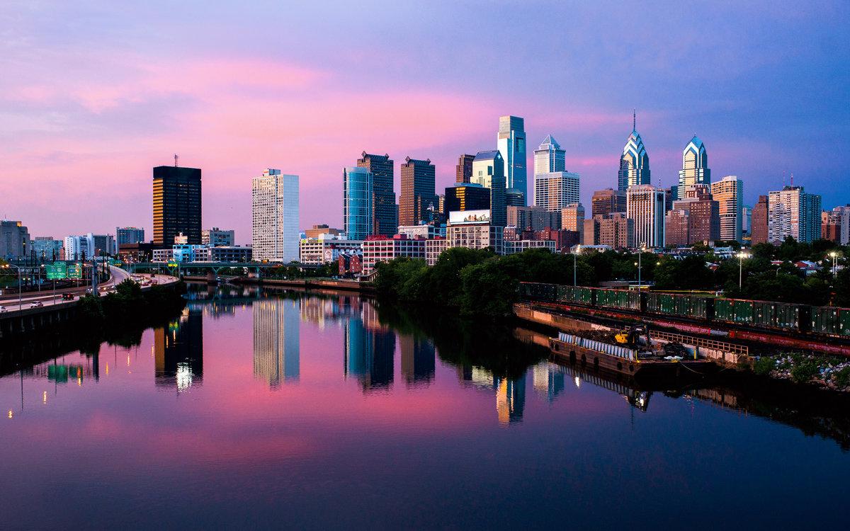 Филадельфия фото города
