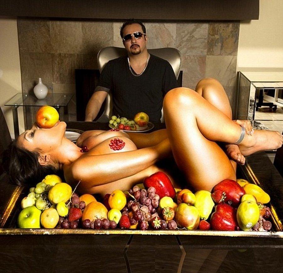 самые лучшие фрукты для мужчины в сексе - 14