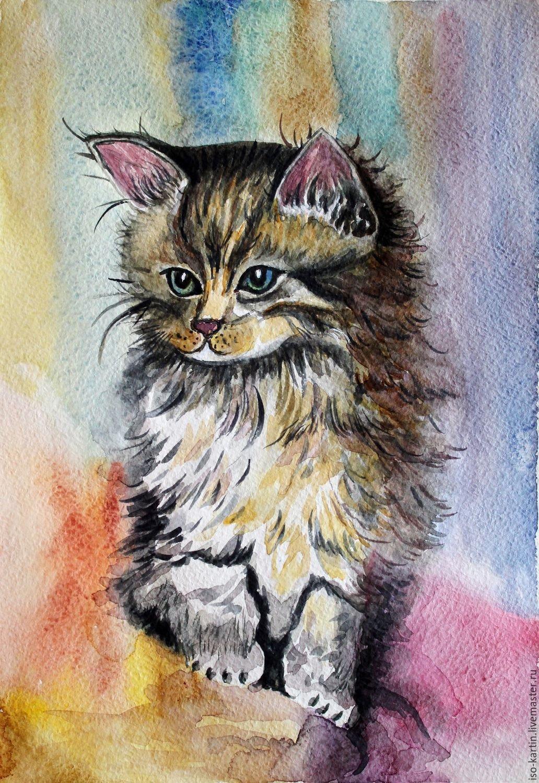 Картинки, фотки рисунки котов