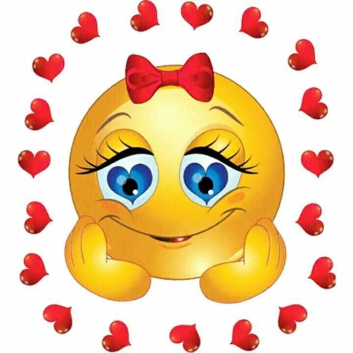 Открытки о любви с улыбкой