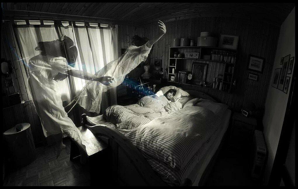 Душа выходит из тела картинка