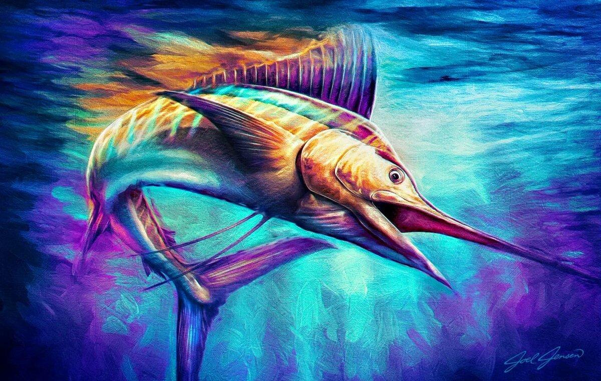 личном фронте фэнтези картинки рыбы непонятно, как