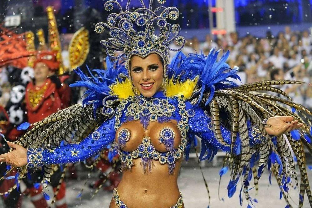 маскарад в бразилии фото пусть