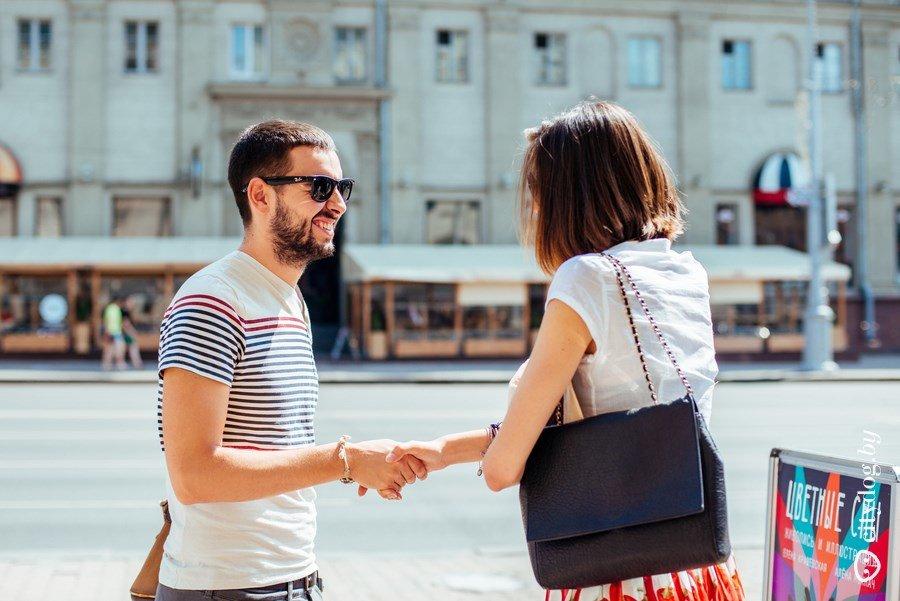 с и как знакомиться людьми общаться
