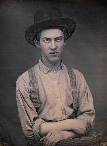 фото дагерротипы 1850-х