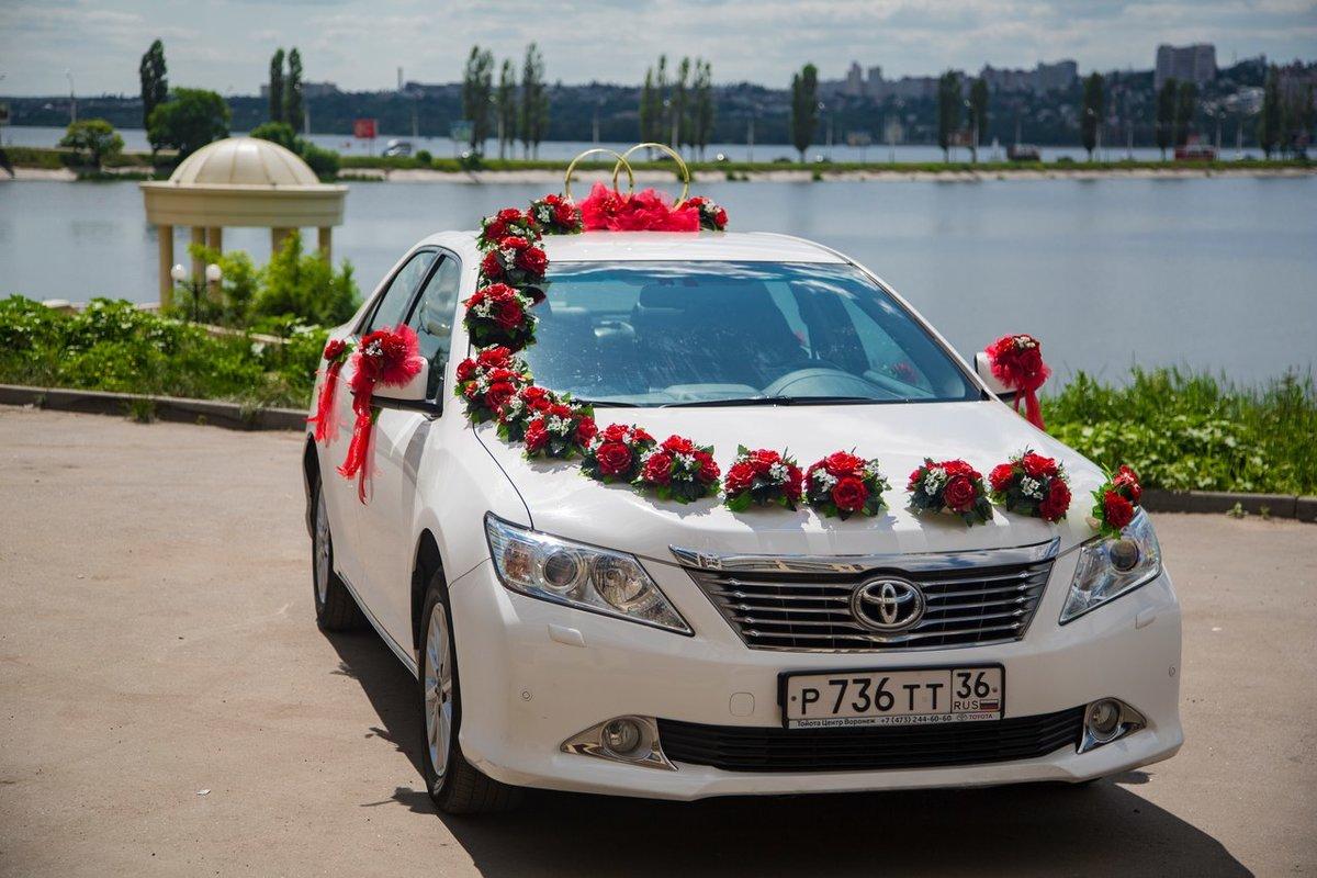 свечи для свадебные машины украшение виде рыси