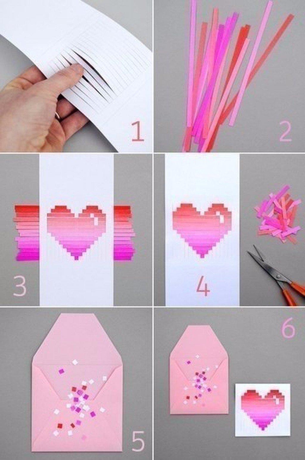 Как сделать крутые открытки, ночь любимой любовью
