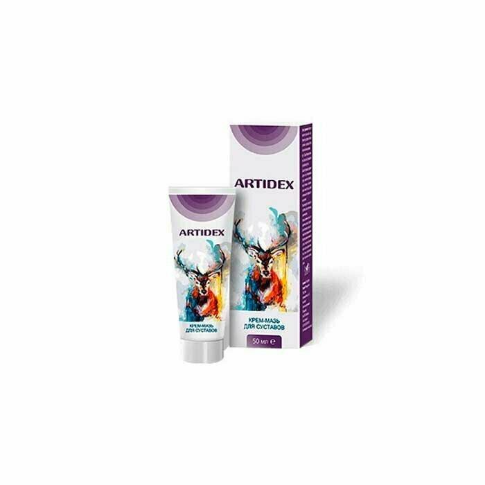 Artidex - крем-мазь для суставов в Актау
