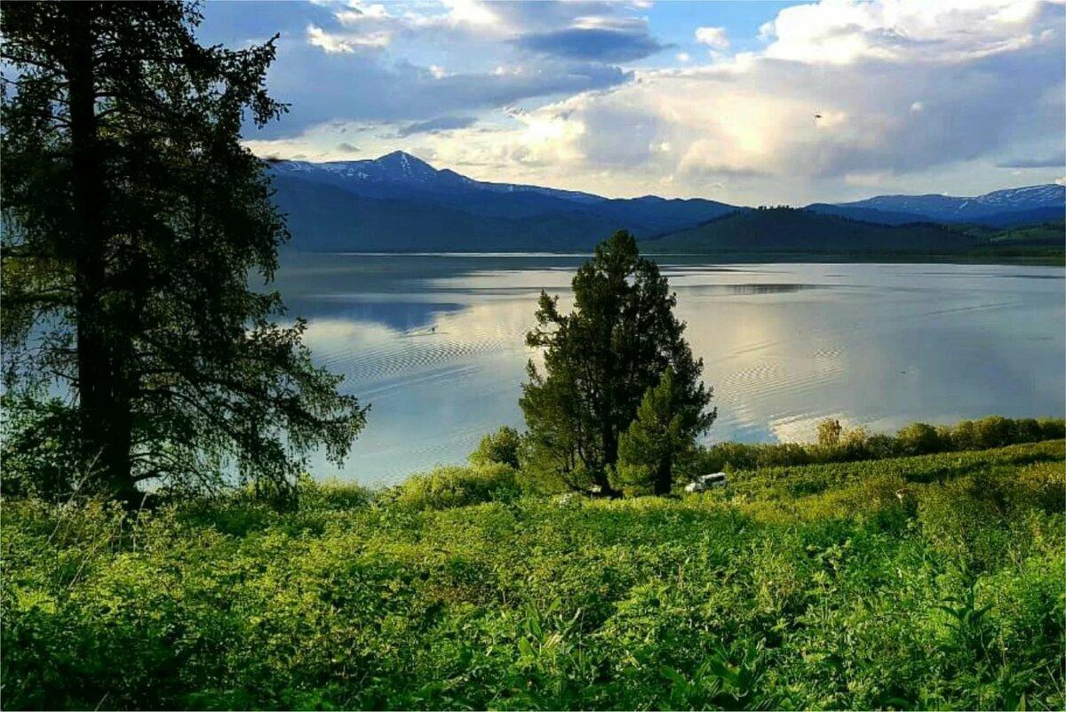 пластиковые фотографии озера маркаколь в казахстане насыщен кислородом