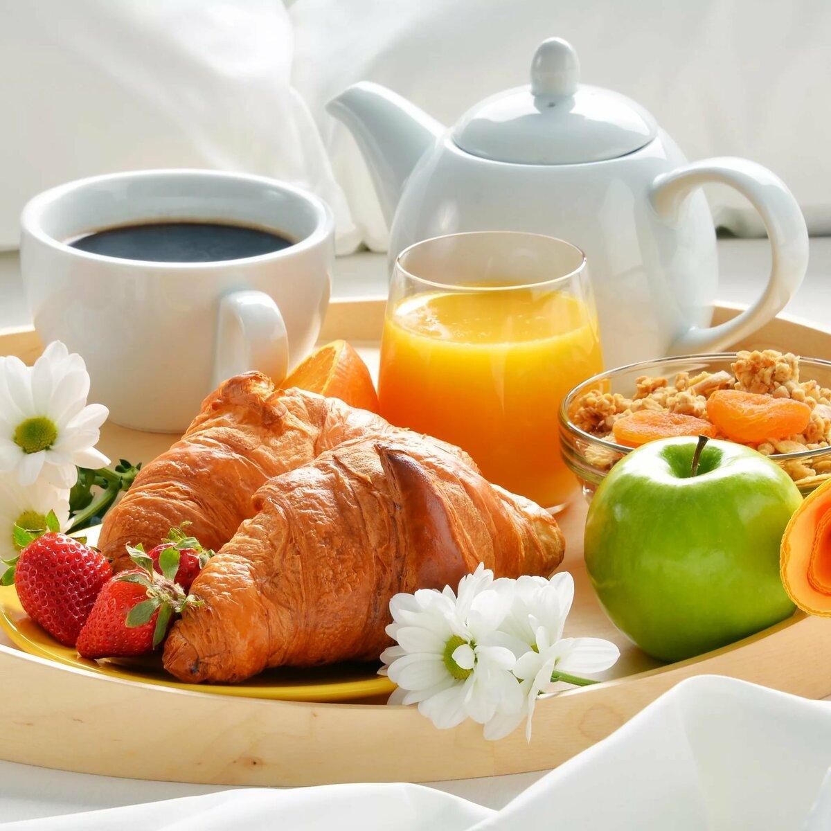 рискрув- можно утренние завтраки в картинке нас теплотой любовью