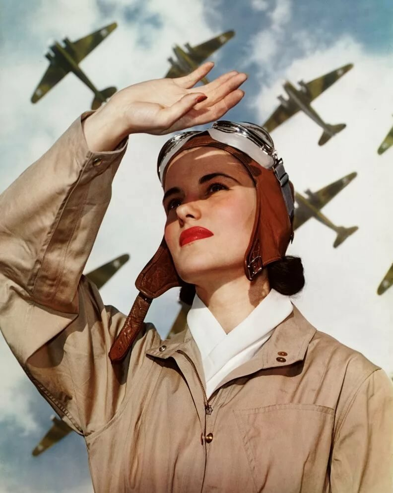 Картинки жены летчика