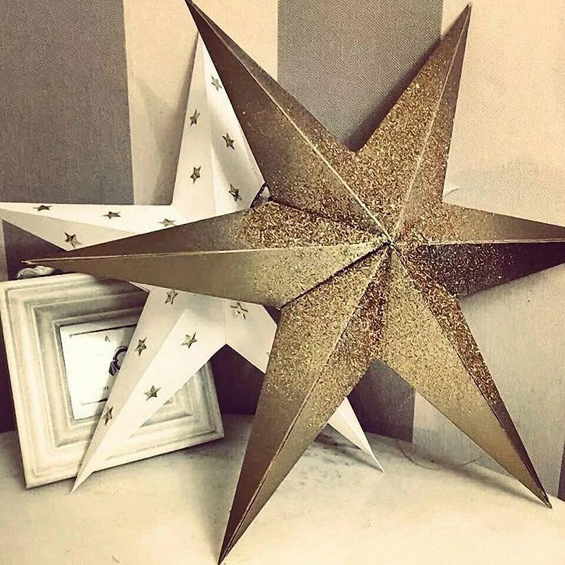Фото многогранных звезд