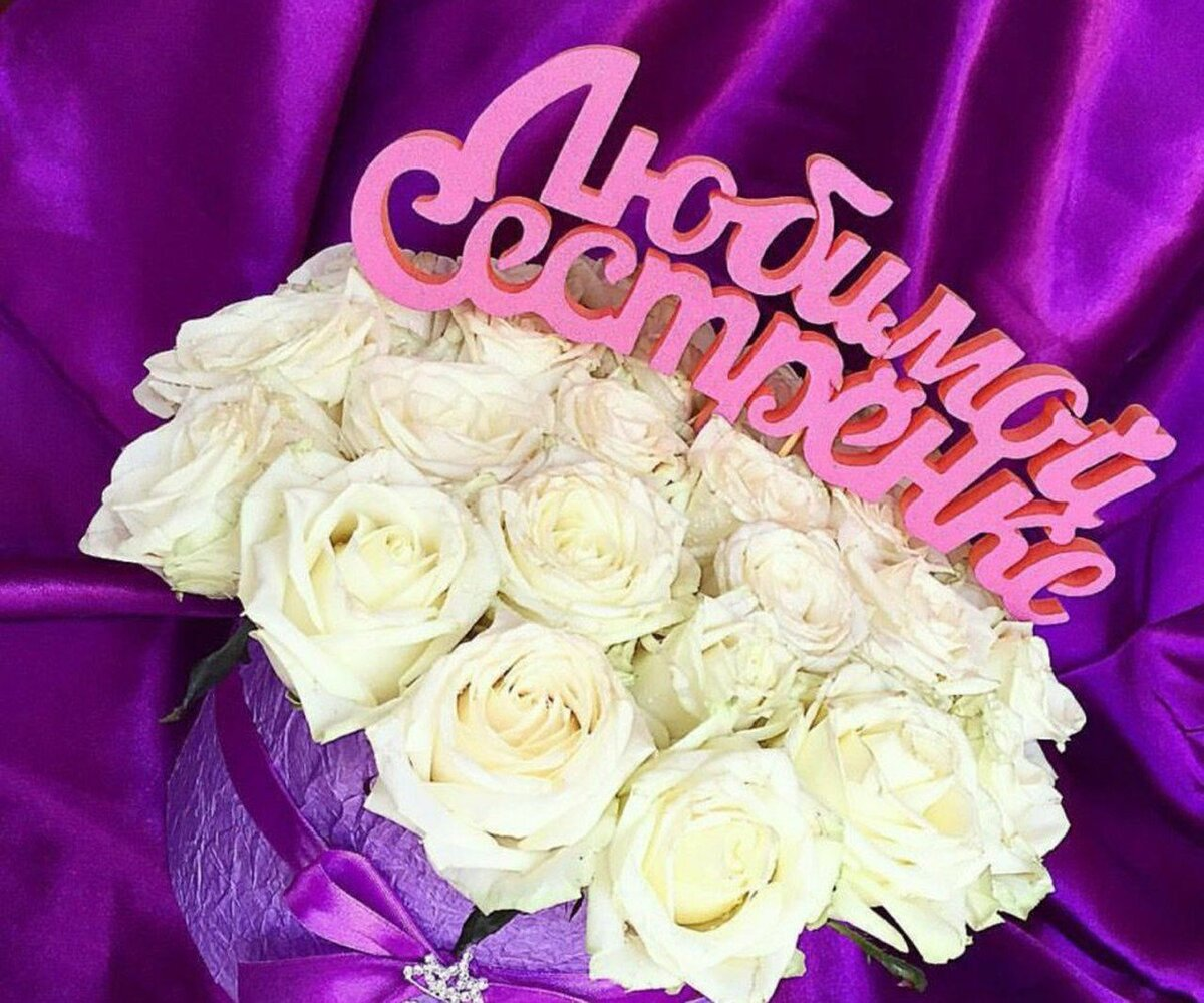 площадка с днем рождения тебя моя любимая сестренка розы картинки инцидент