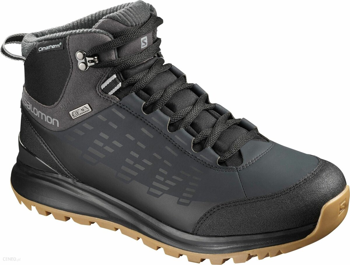 Зимние ботинки Salomon в НовомУренгое