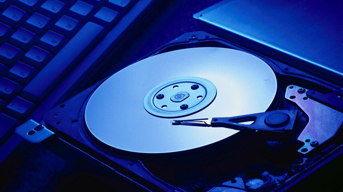 Картинка не с компьютера на диск