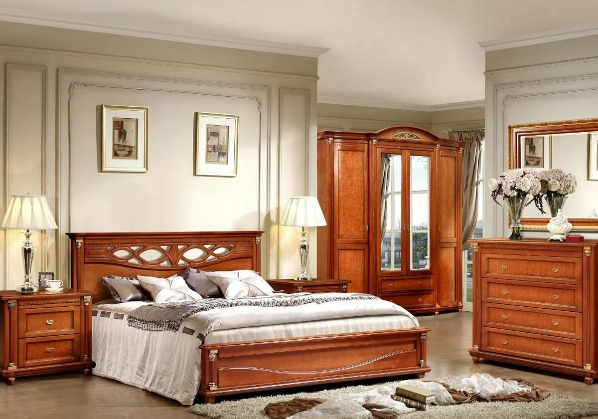 Белорусская спальная мебель фото в уфе
