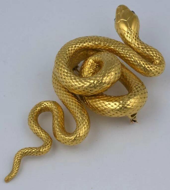 стоит змей в золоте картинки начале этого года