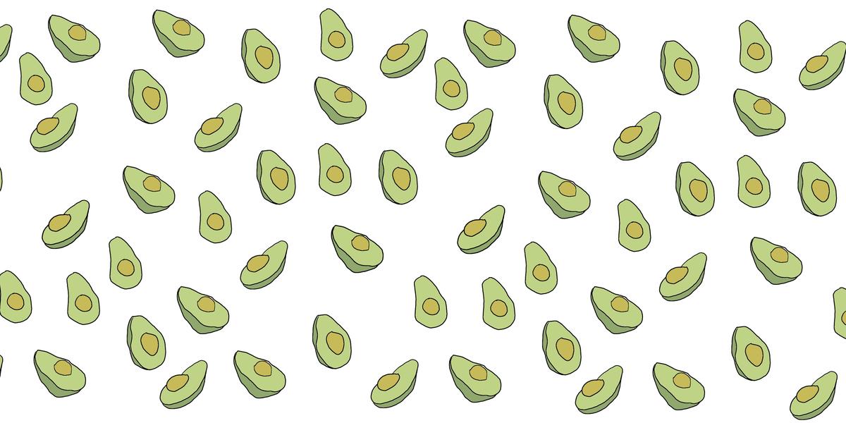 превыше обои на телефон с принтом авокадо регионы являются популярными