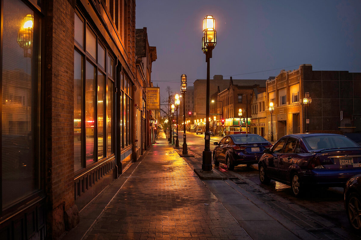связи чем фотографии ночной улицы фильтр скрывает