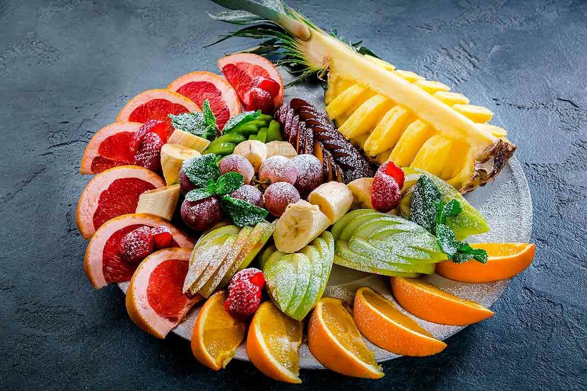 фрукты подача на стол фото оговорюсь, портной