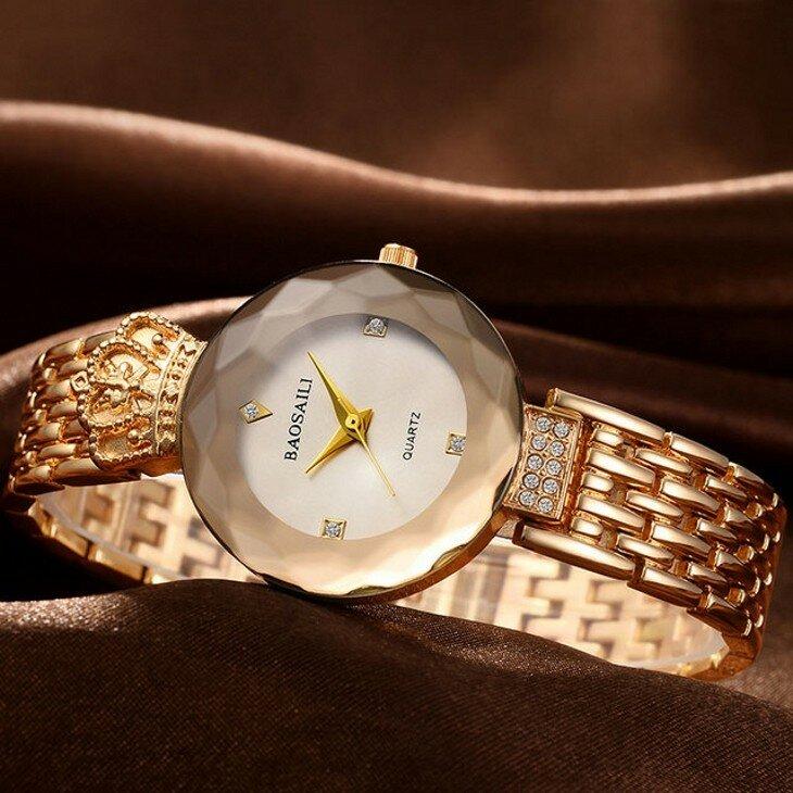 золотые часы для фотографа