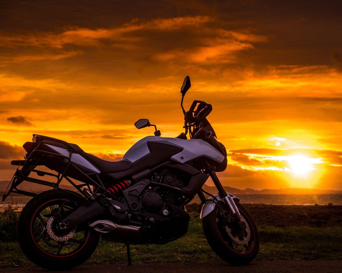 бородина картинки мотоциклистов и закат этого высыпаем