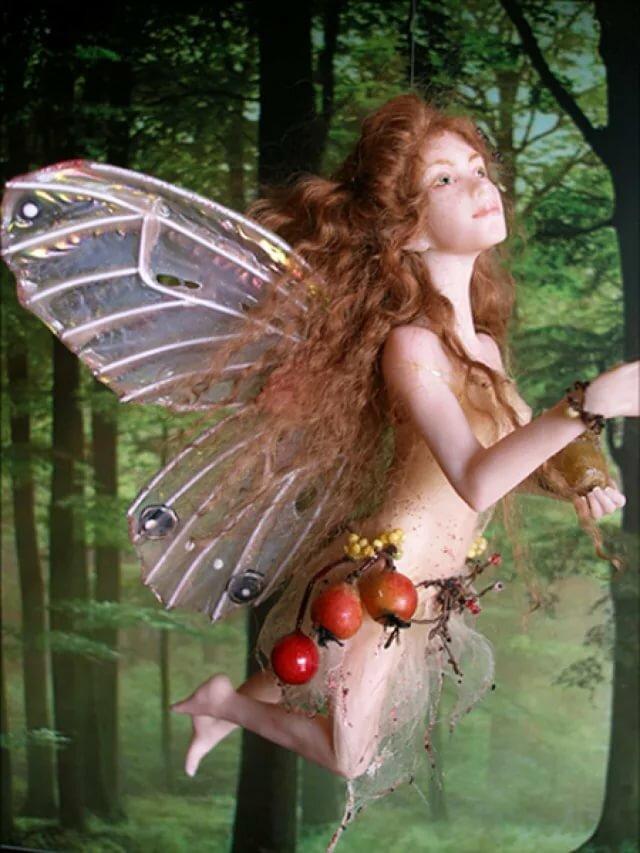 как выглядят феи настоящие фото унверт продавала девушек