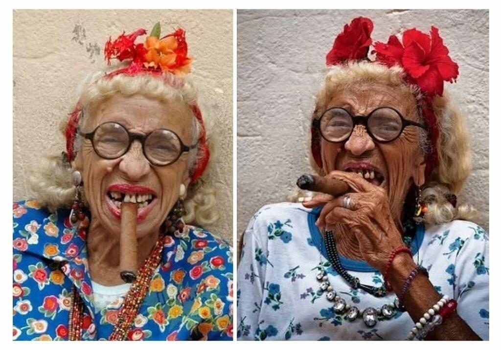 Старые подружки картинки с юмором