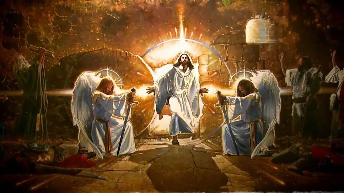 Пасха по библии картинки