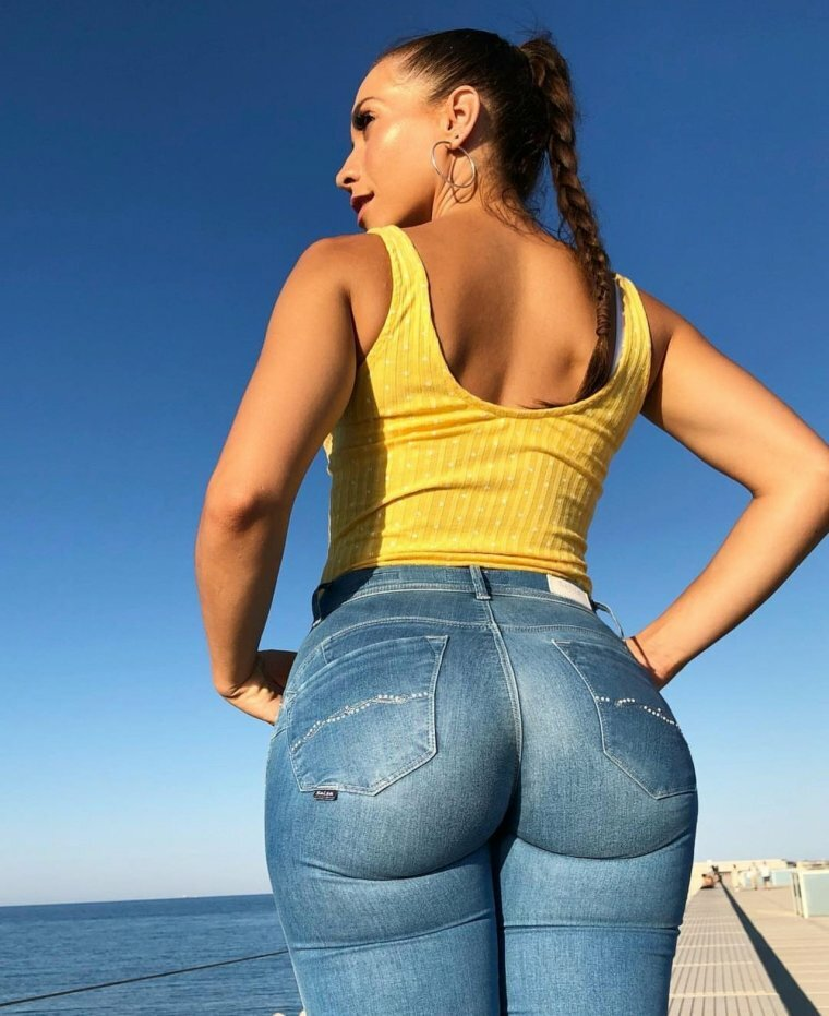 Hot girls with tight asses