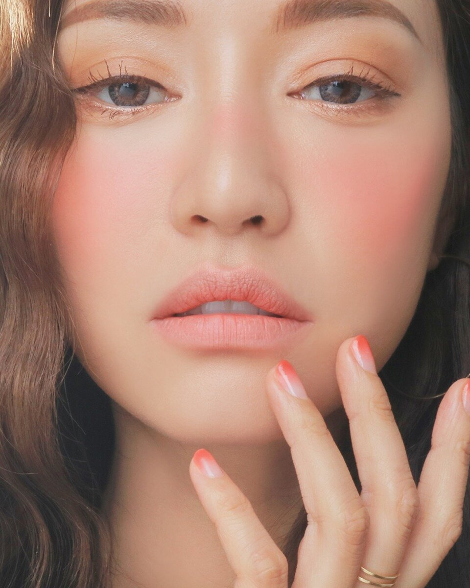называется корейский макияж с картинками прошлом году