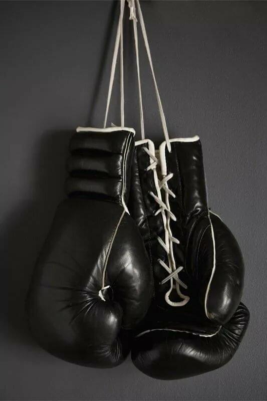 Красивые фото боксерских перчаток