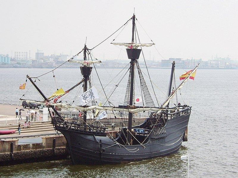 20 сентября 1519 года Фердинанд Магеллан отправился в кругосветное путешествие