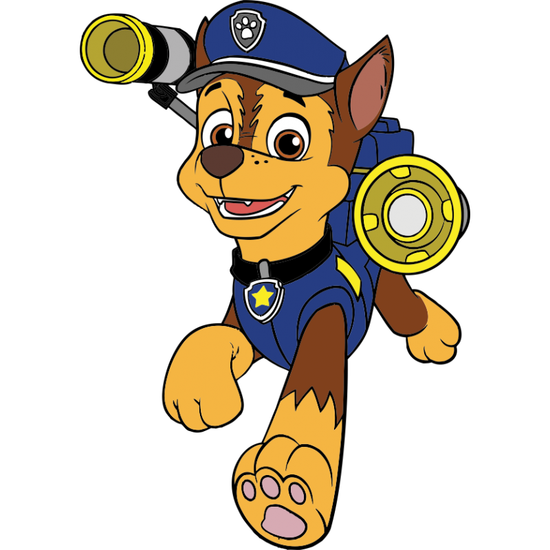 Детские векторные картинки щенячий патруль