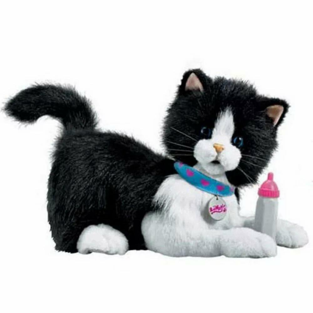 игрушечная картинка с котенком мастер-класс очень