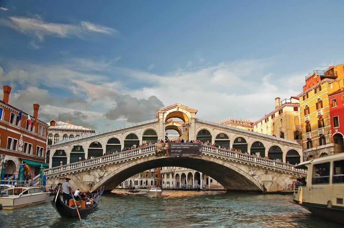 Мосты в венеции картинки