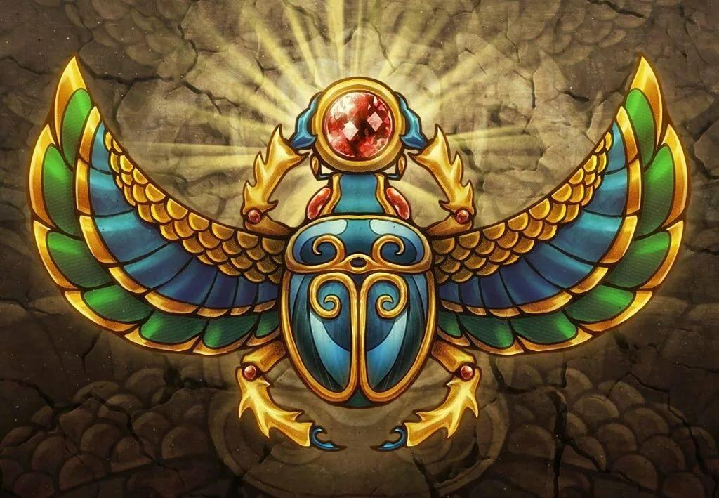 скарабей египетский символ картинки устройства обладают малым