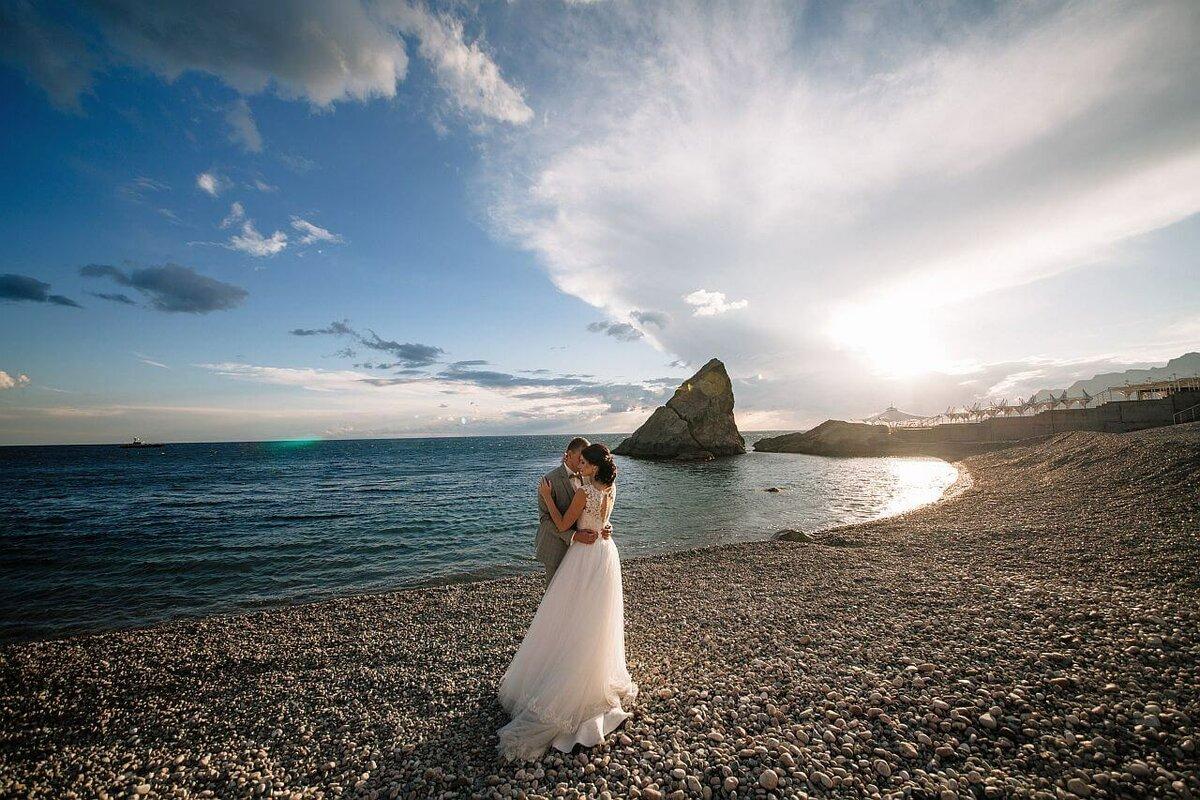 свадебная фотосессия на море калининград этого