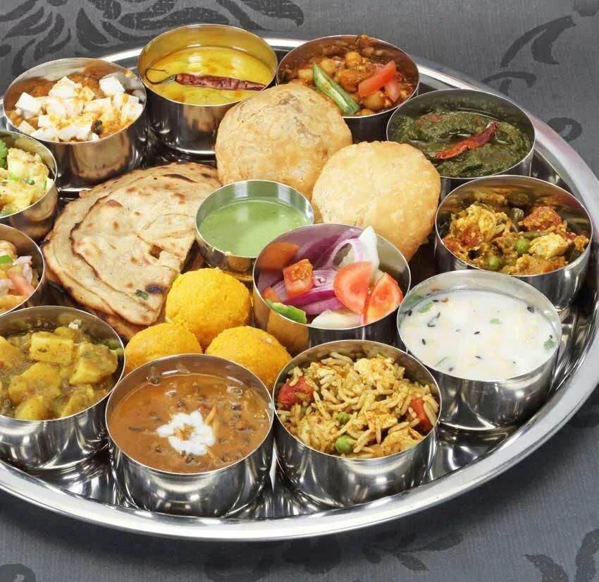 Кухня индии национальные особенности с фото