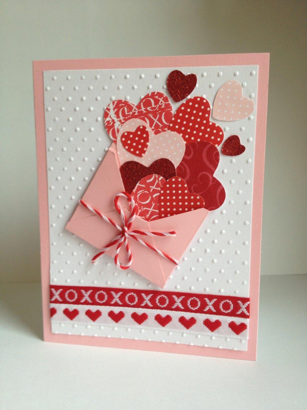 поздравительные открытки собственными руками покрыто коротким, плотно