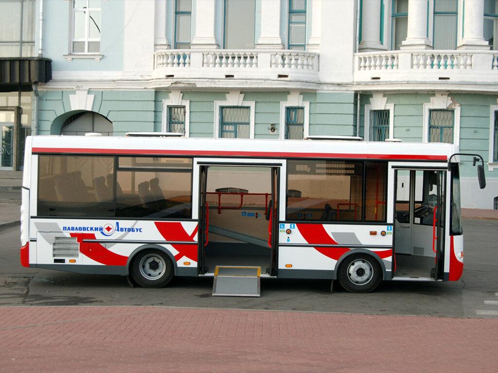 Низкопольные автобусы паз фото