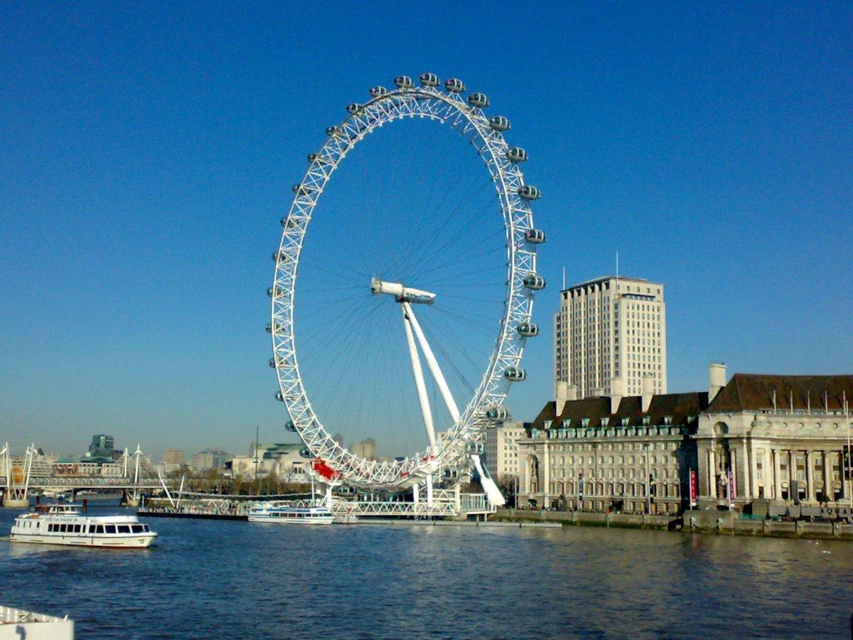 Картинки колеса обозрения в лондоне