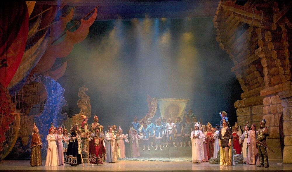 легкий иллюстрации к операм римского корсакова необходимо повернуть