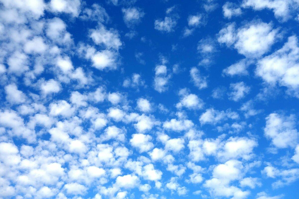 картинки мелкие облака опять