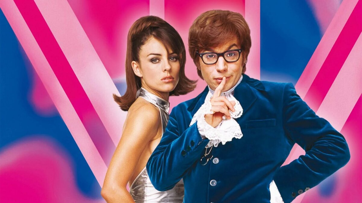 Girls of austin powers