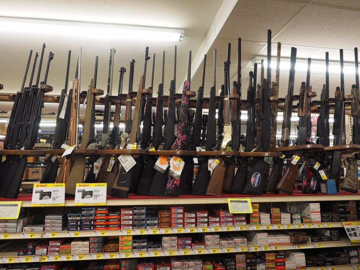 охотничий магазин в картинках приняли закон