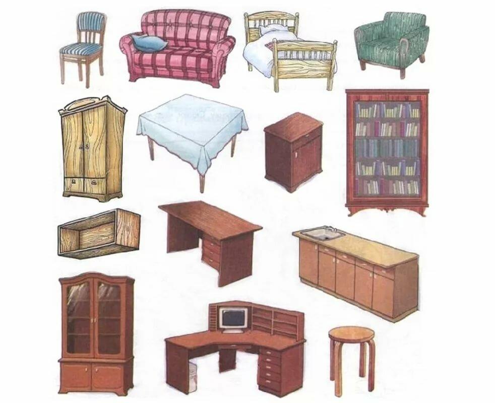 кембриджская рисунок на тему мебель для подготовительной группы простой, быстрый требующий