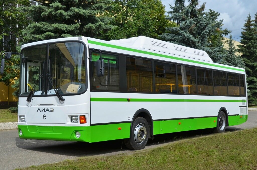 Картинка автобусы лиаз